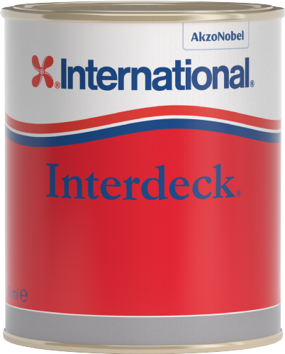 Interdeck Non Slip Deck Paint 750ml